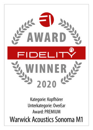 Fidelity International Award