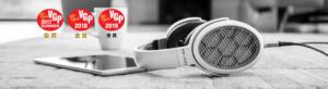 3 VGP Awards Sonoma Headphone System