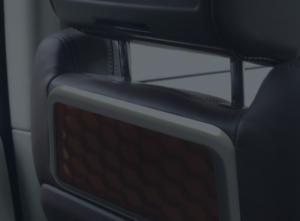 Seat Back Speaker Warwick Acoustics