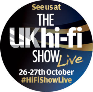 UK Hi-Fi Show 2019 Logo