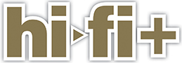 HiFi Plus Logo Gold APERIO