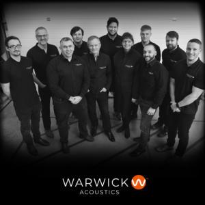 Team Warwick Acoustics