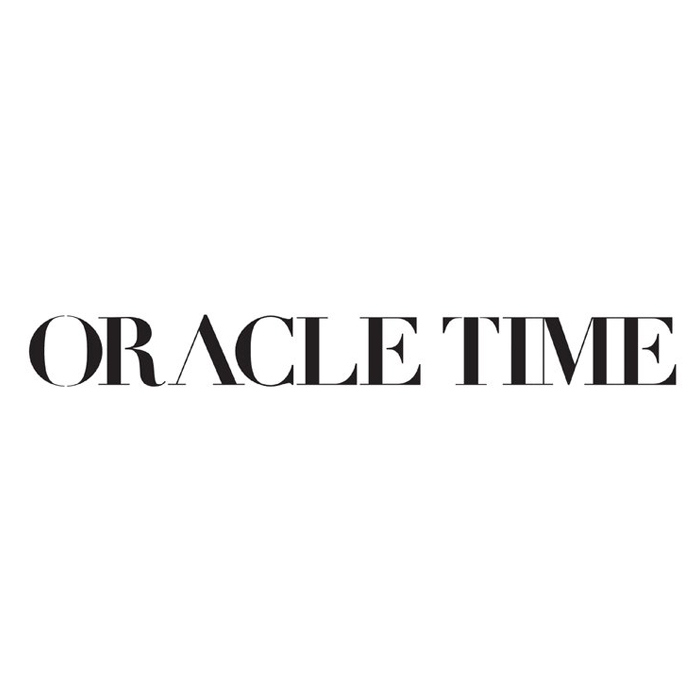 Oracle Time Logo