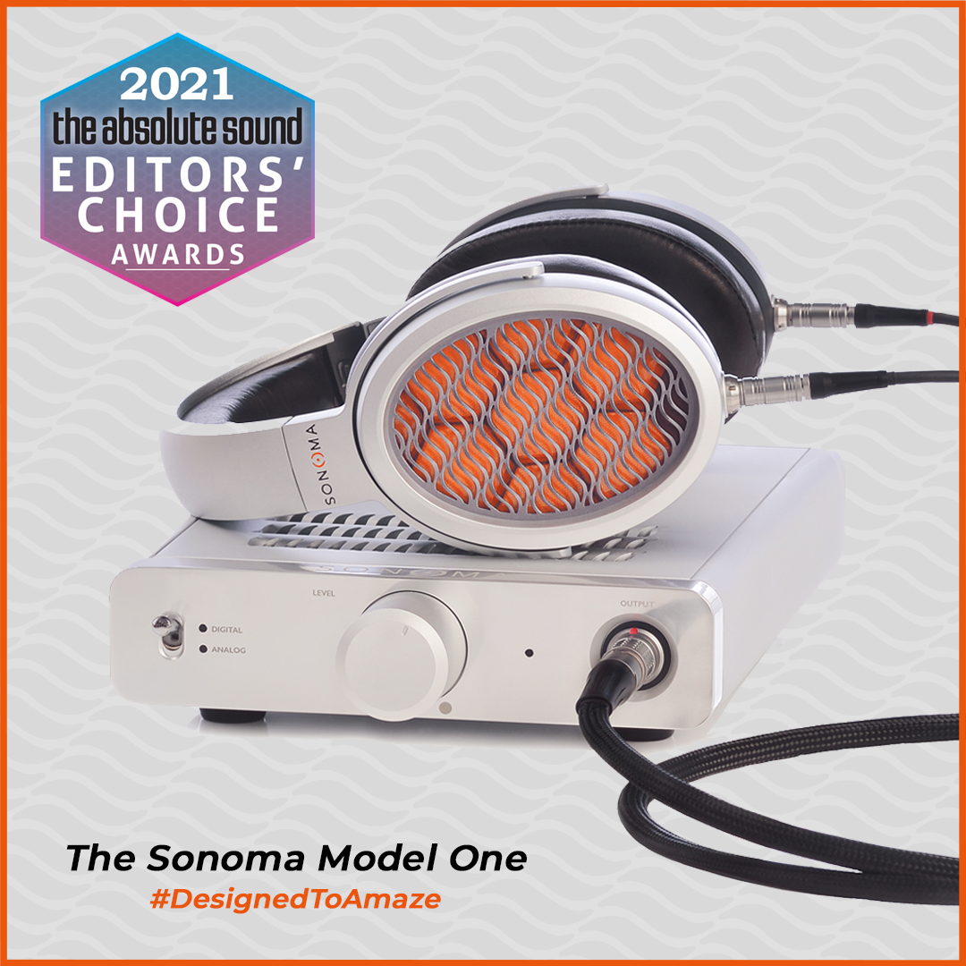 Sonoma M1 Editors' Choice Award 2021